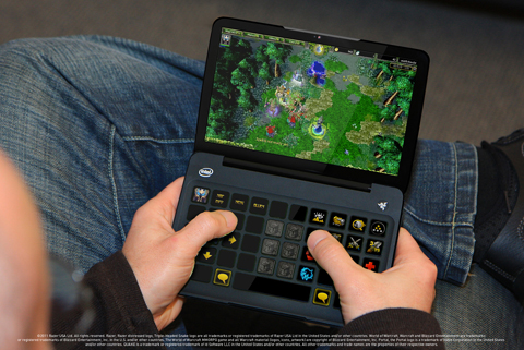 gadgets news razer gaming switchblade