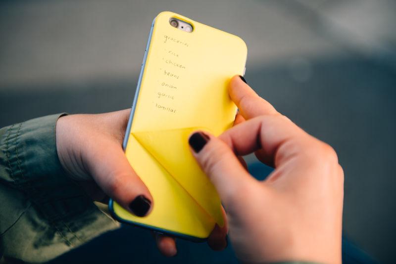 post it iphone case