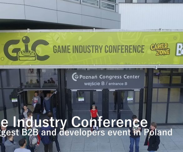 Gadgetzz Is Attending Europes Largest Game Developer Conference