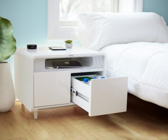Finally There's a Smart Nightstand